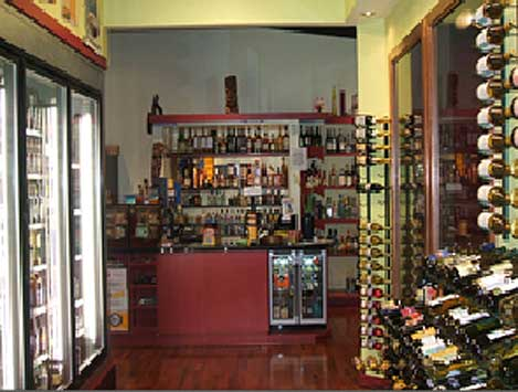 The Wine Corner in Paia